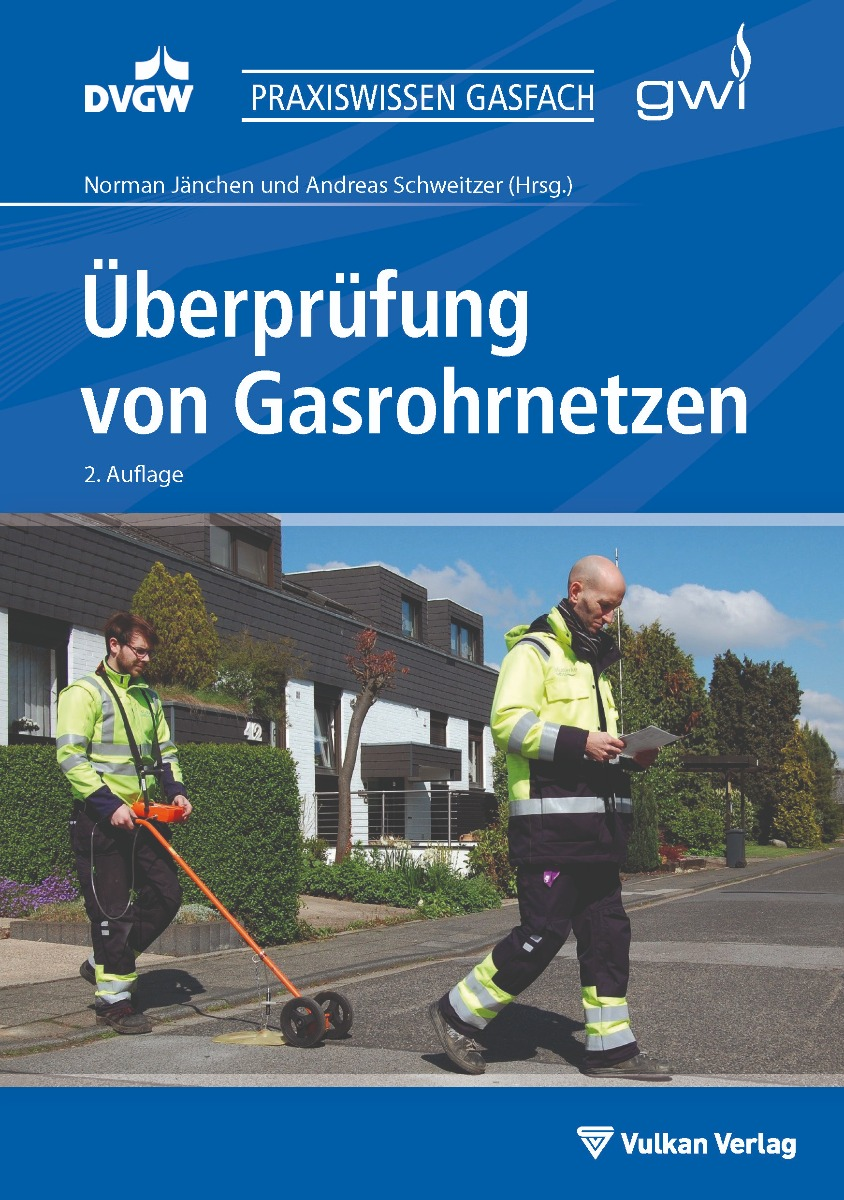 Überprüfung von Gasrohrnetzen