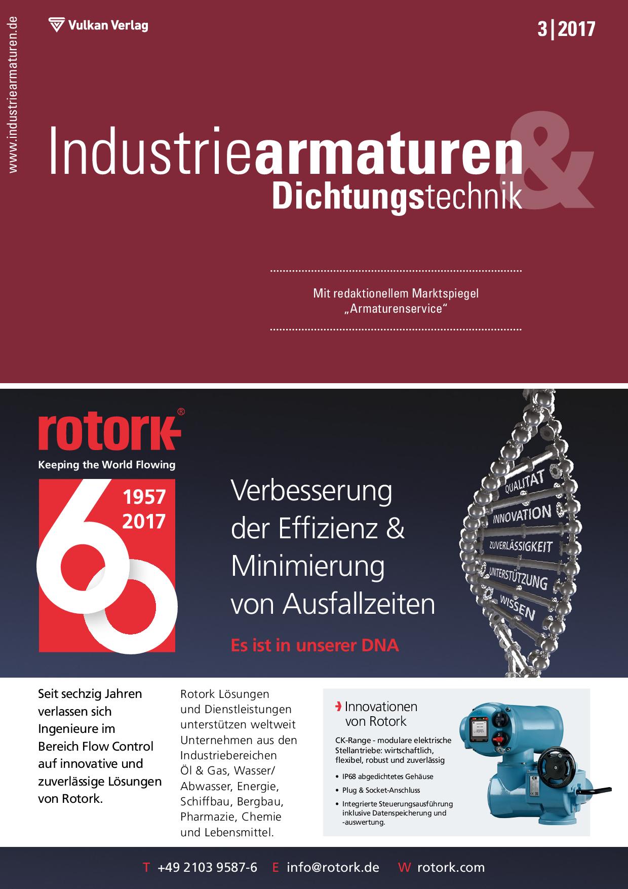 Industriearmaturen – 03 2017