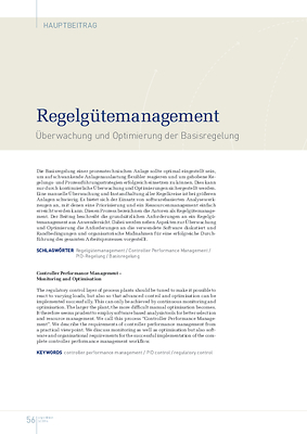 Regelgütemanagement