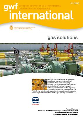 gwf – Gas|Erdgas – Special 1 2010