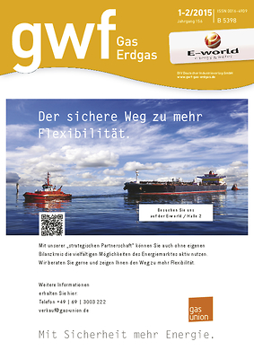 gwf – Gas|Erdgas – Ausgabe 01-02 2015