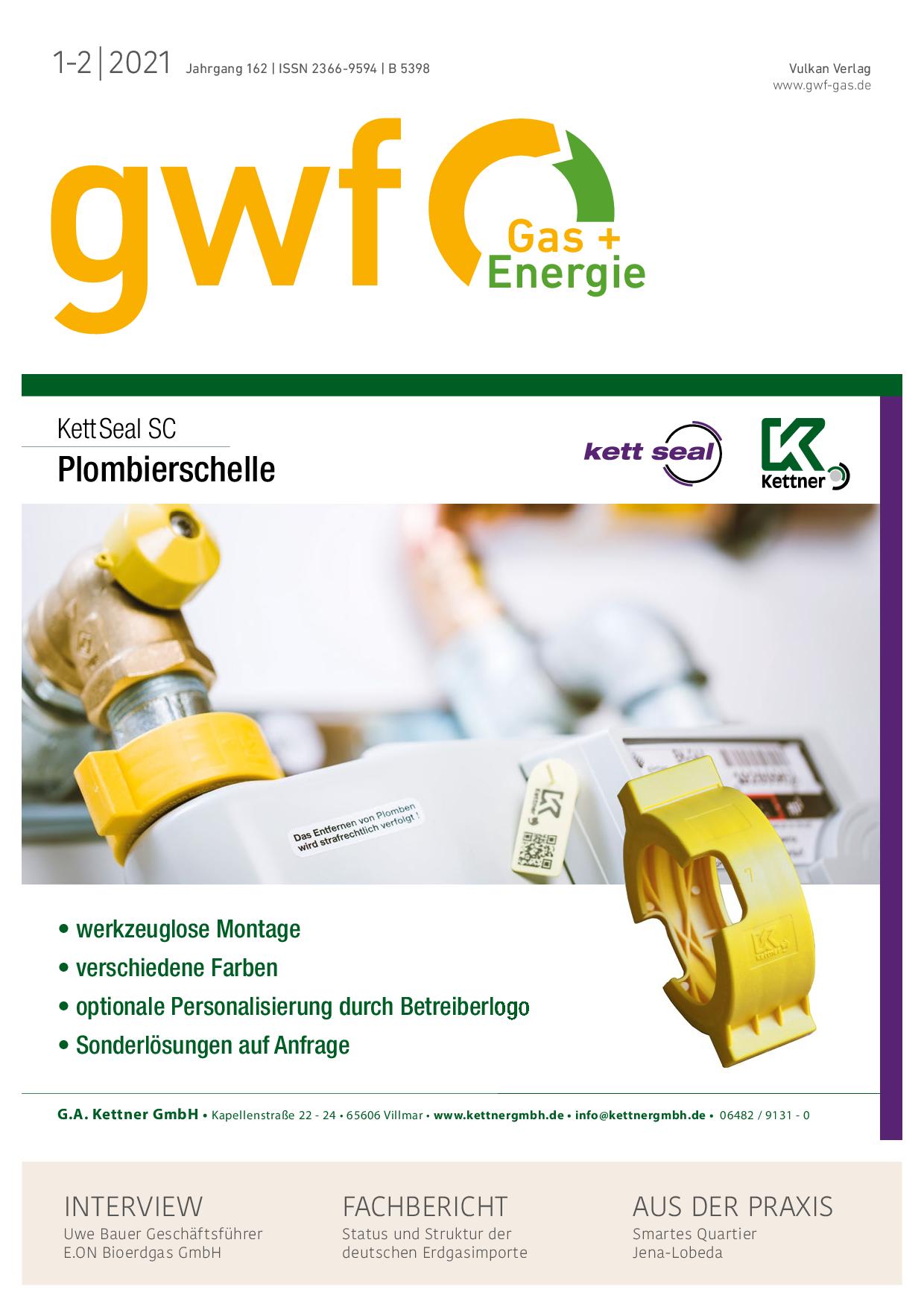 gwf Gas+Energie – 01-02 2021