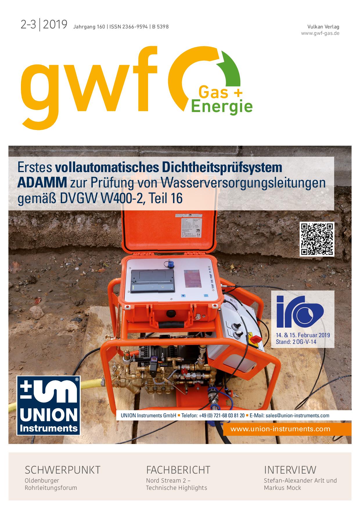gwf Gas+Energie – 02-03 2019