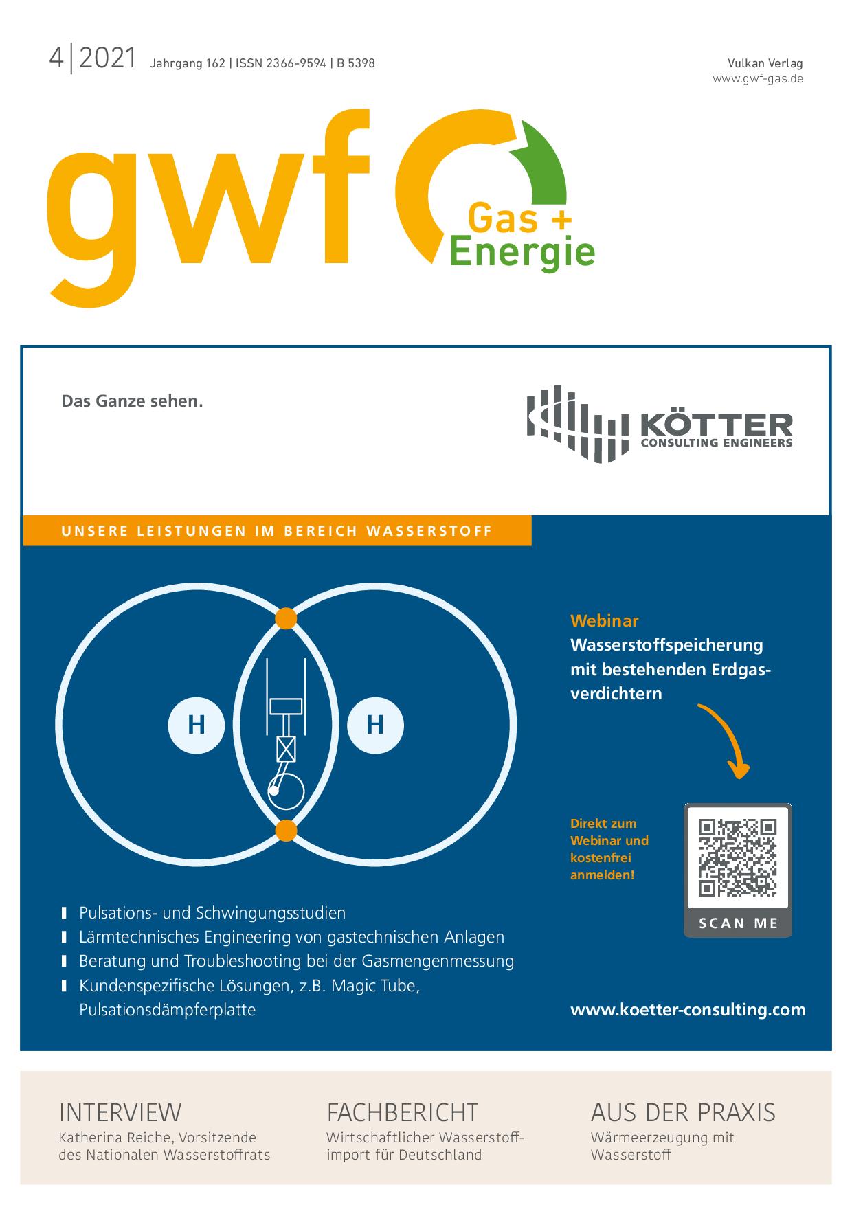 gwf Gas+Energie – 04 2021