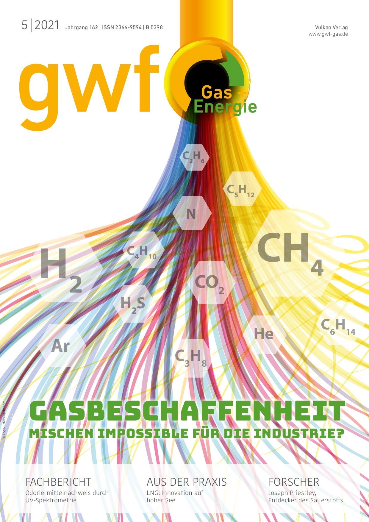 gwf Gas+Energie – 05 2021