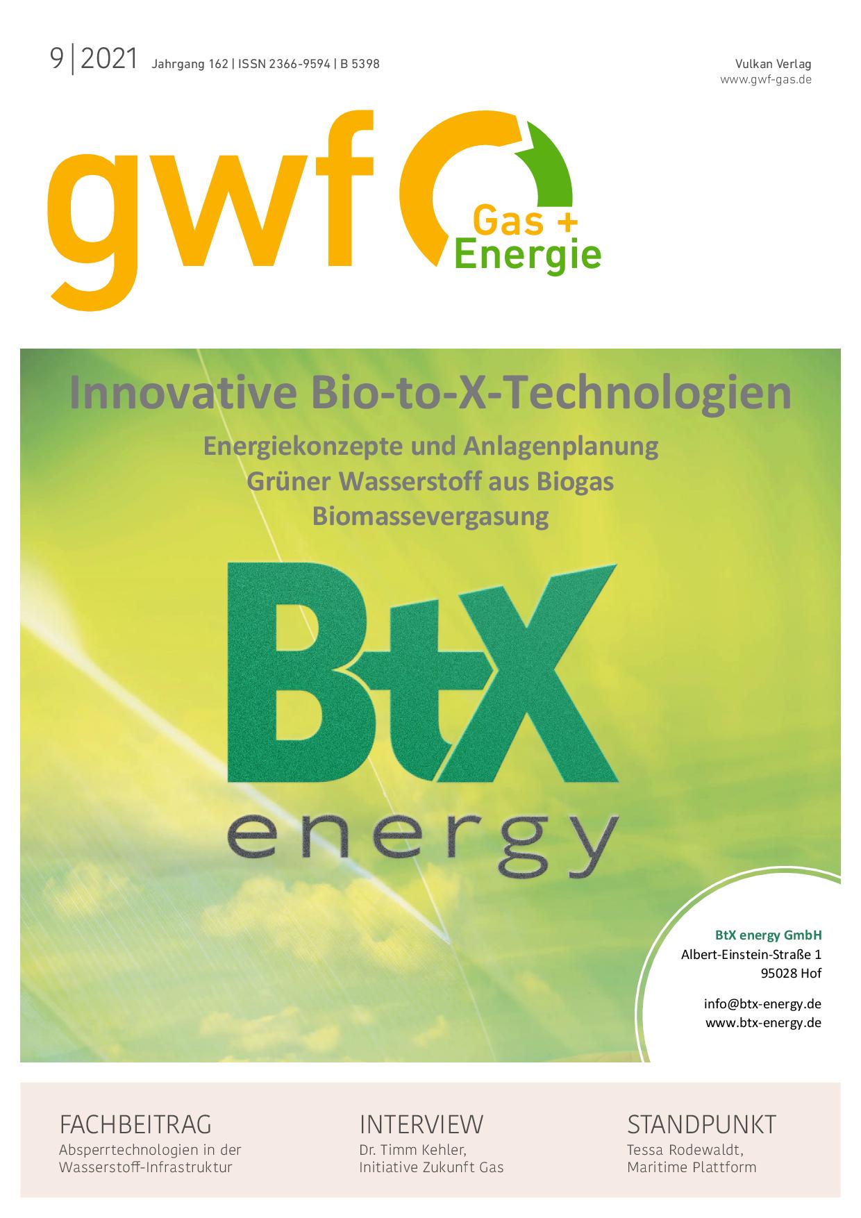 gwf Gas+Energie – 09 2021