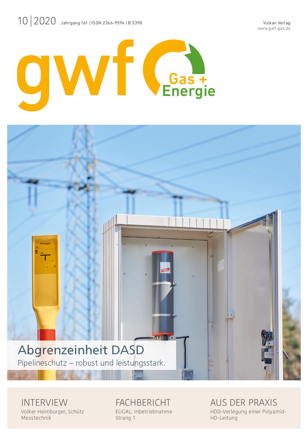gwf Gas+Energie – 10 2020