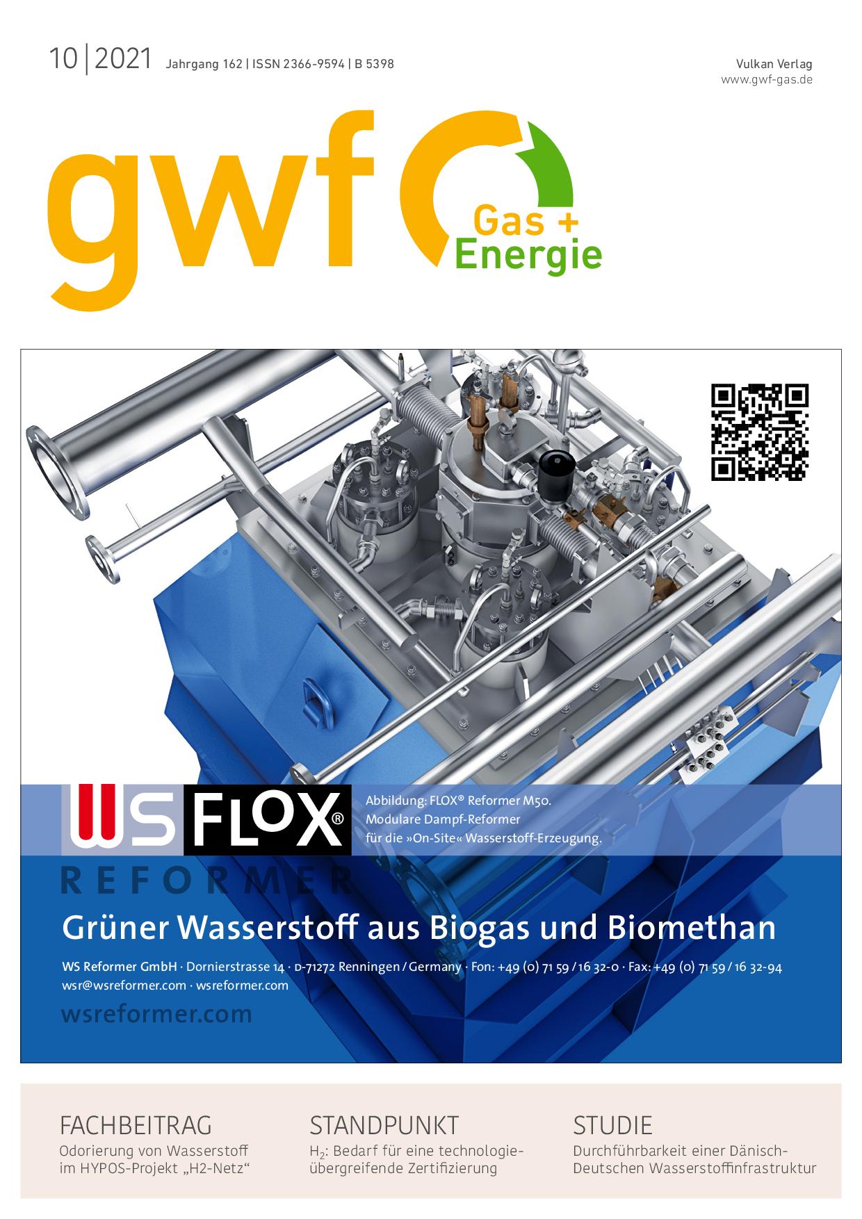 gwf Gas+Energie – 10 2021