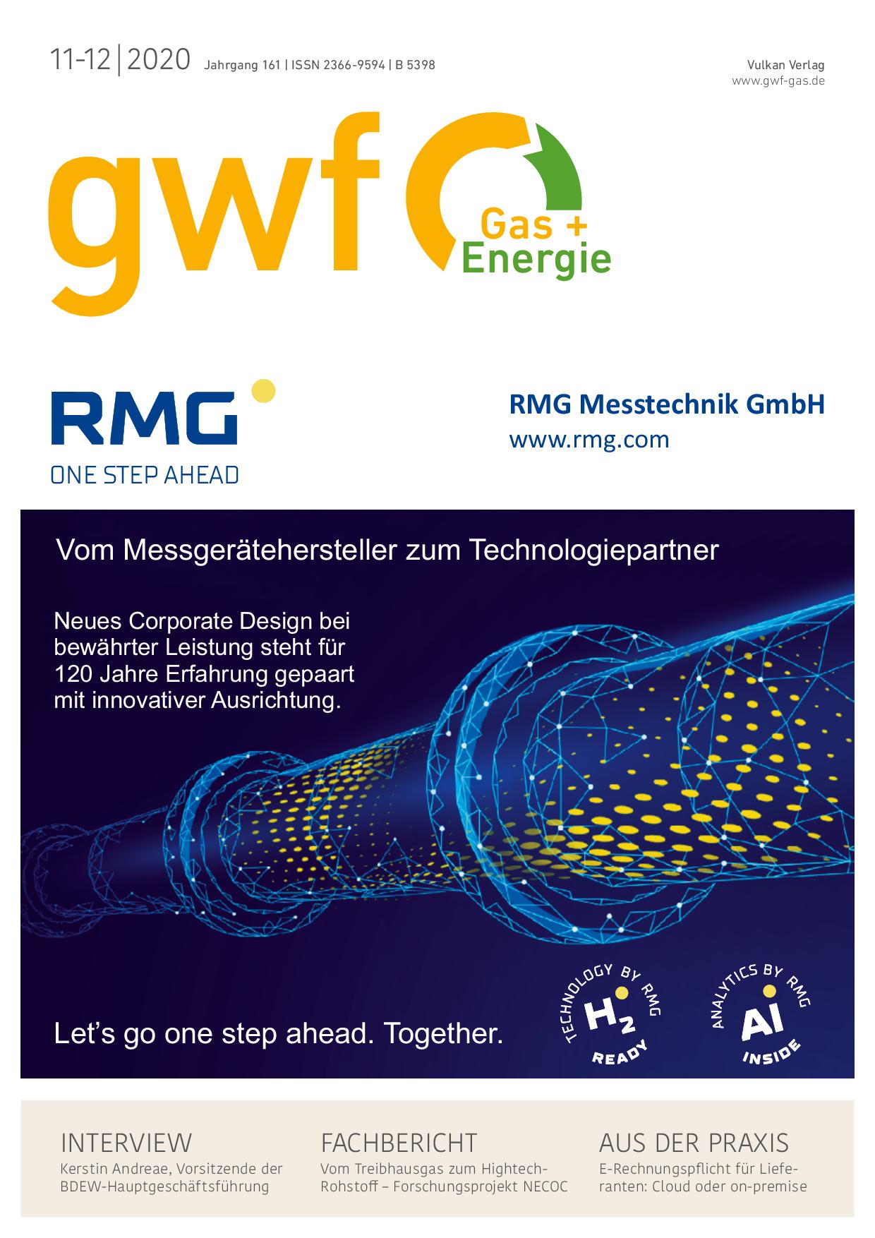 gwf Gas+Energie – 11-12 2020