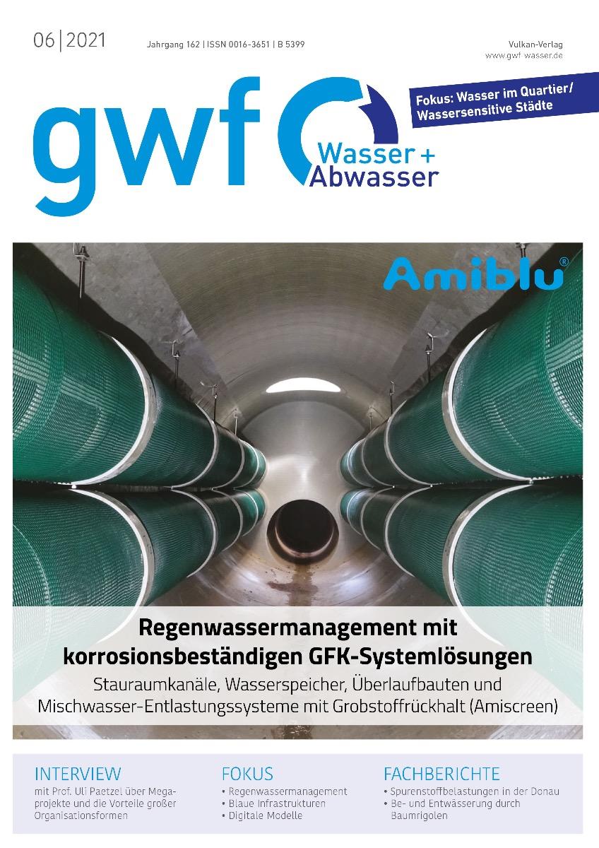 gwf – Wasser|Abwasser – 06 2021