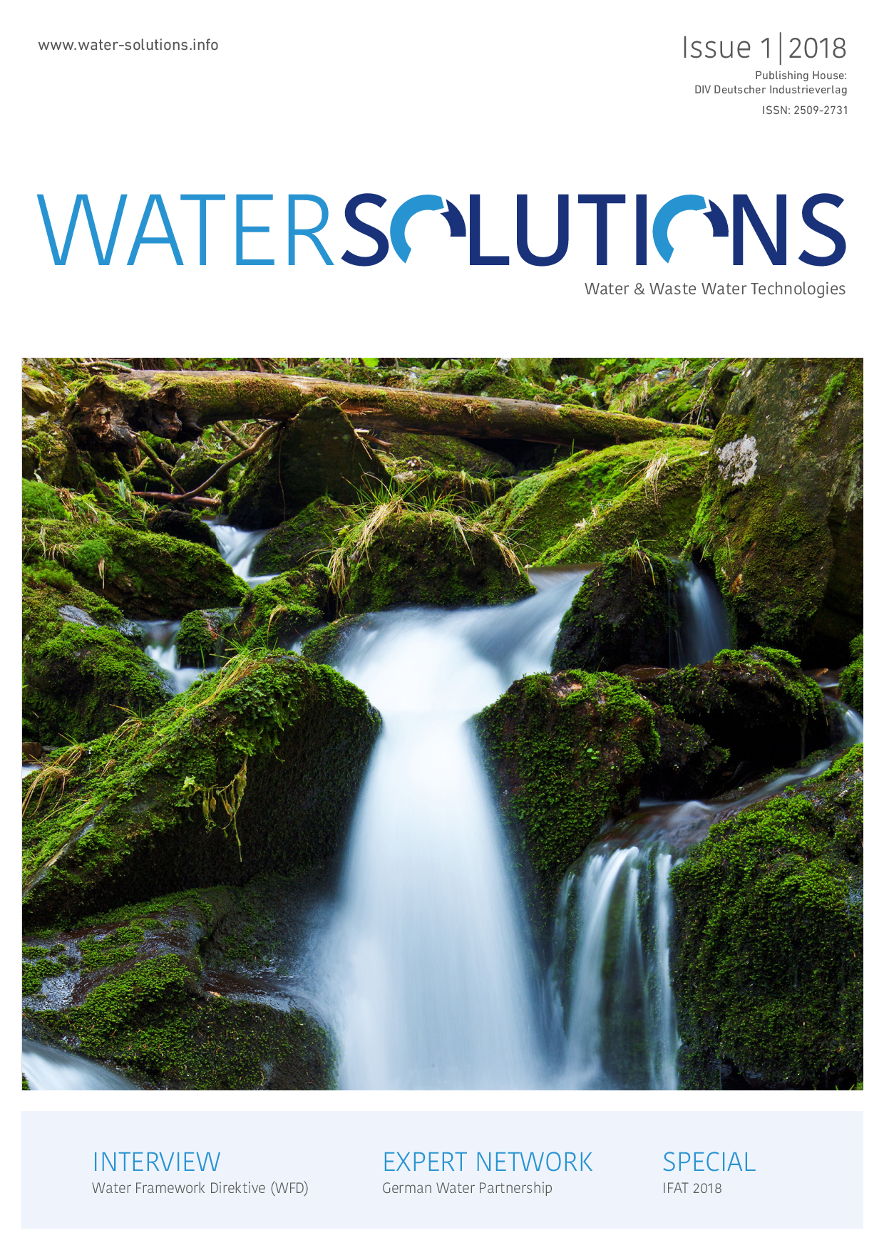 Water Solutions – 01 2018