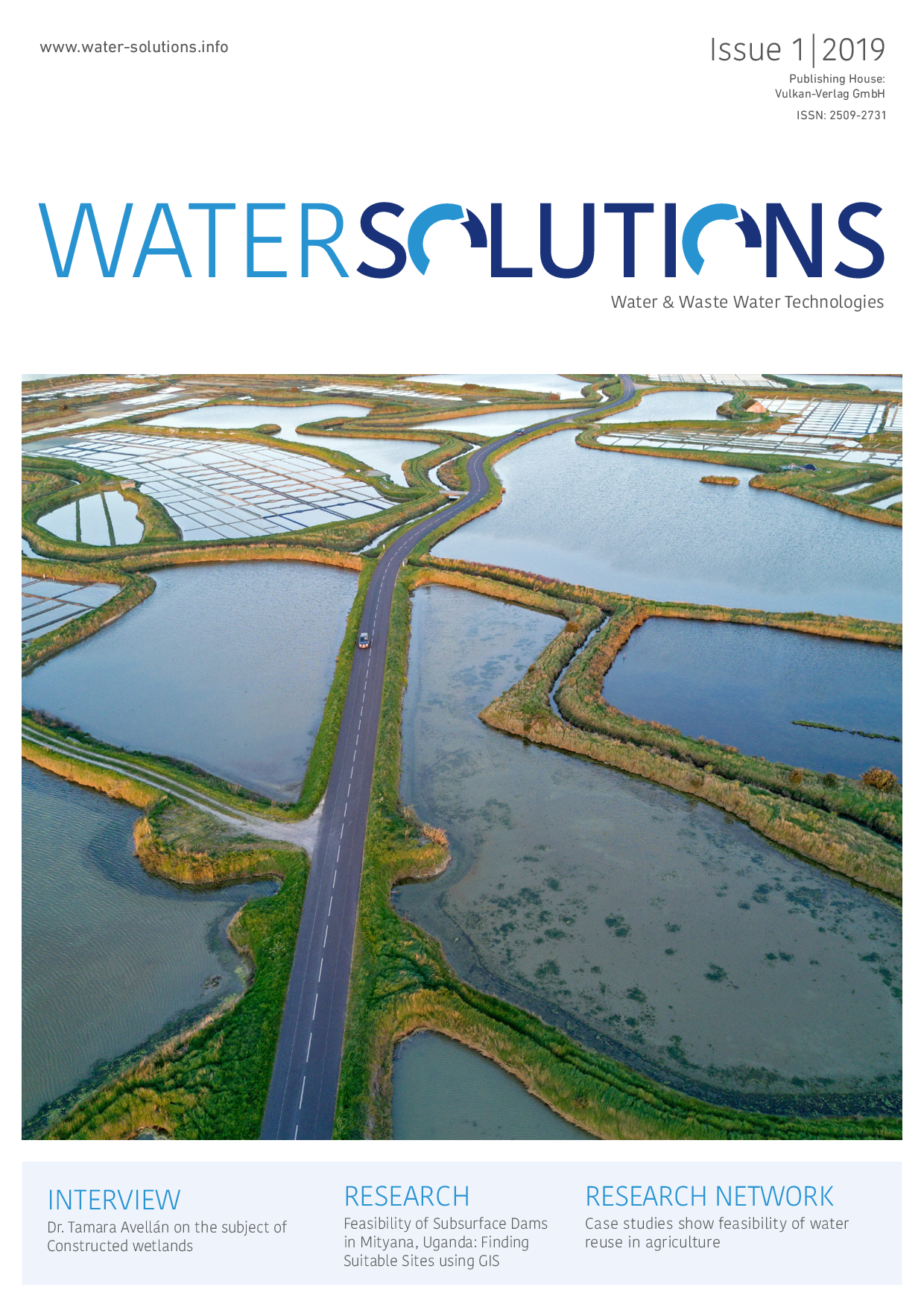 Water Solutions – 01 2019