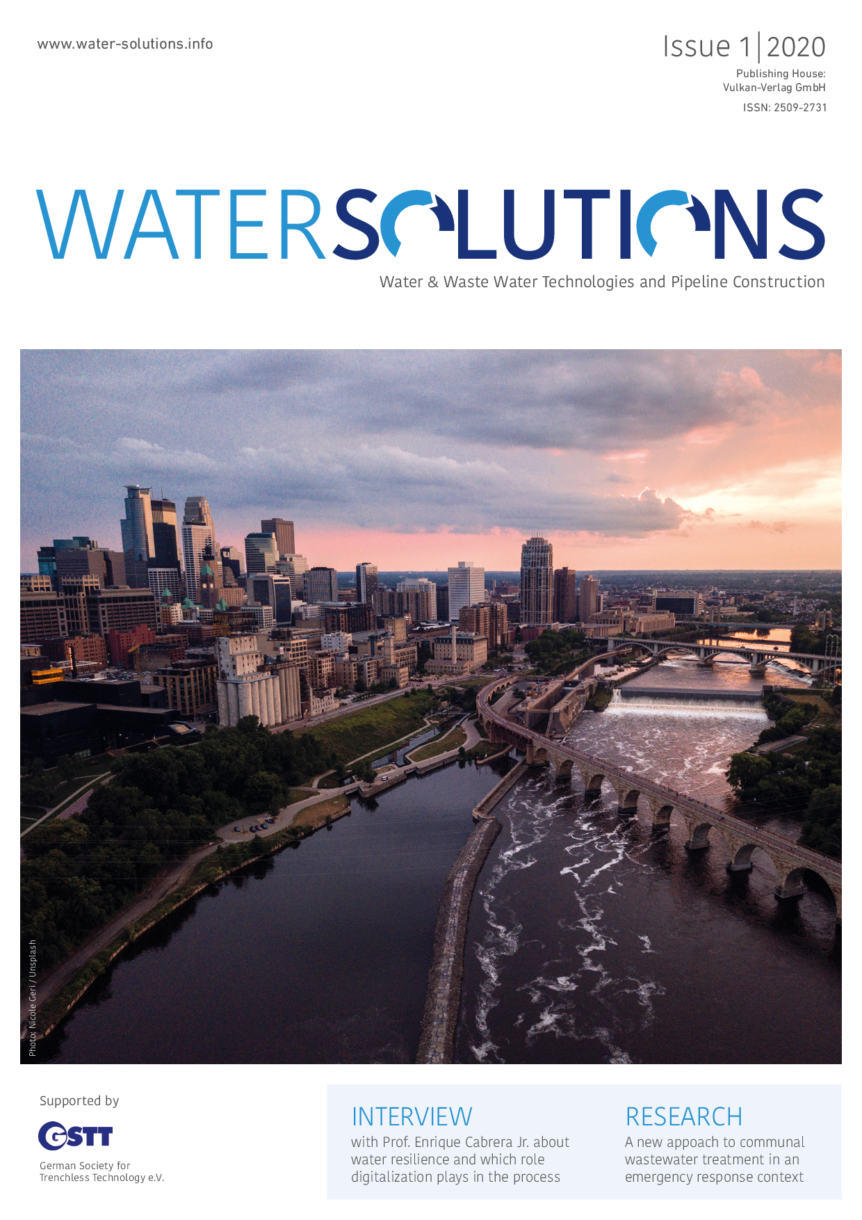 Water Solutions – 01 2020