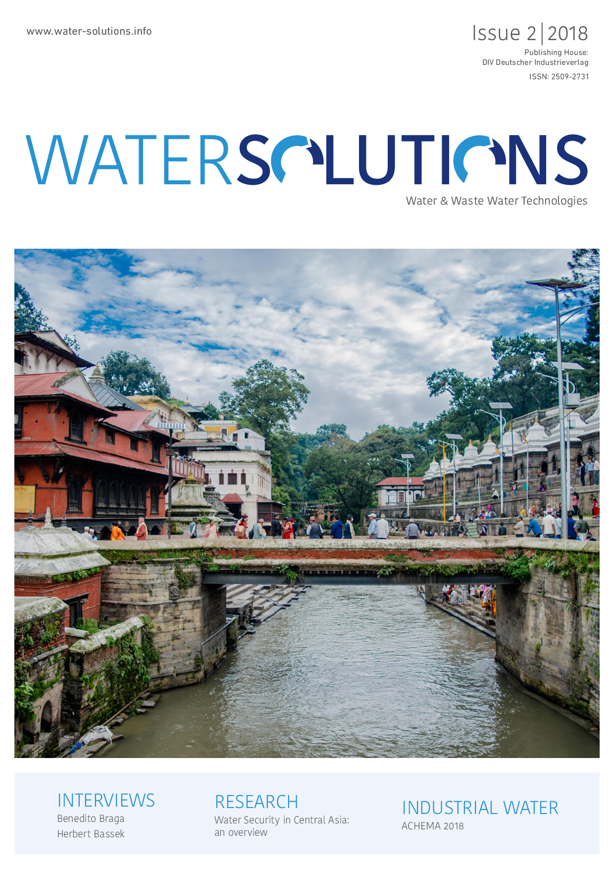 Water Solutions – 02 2018