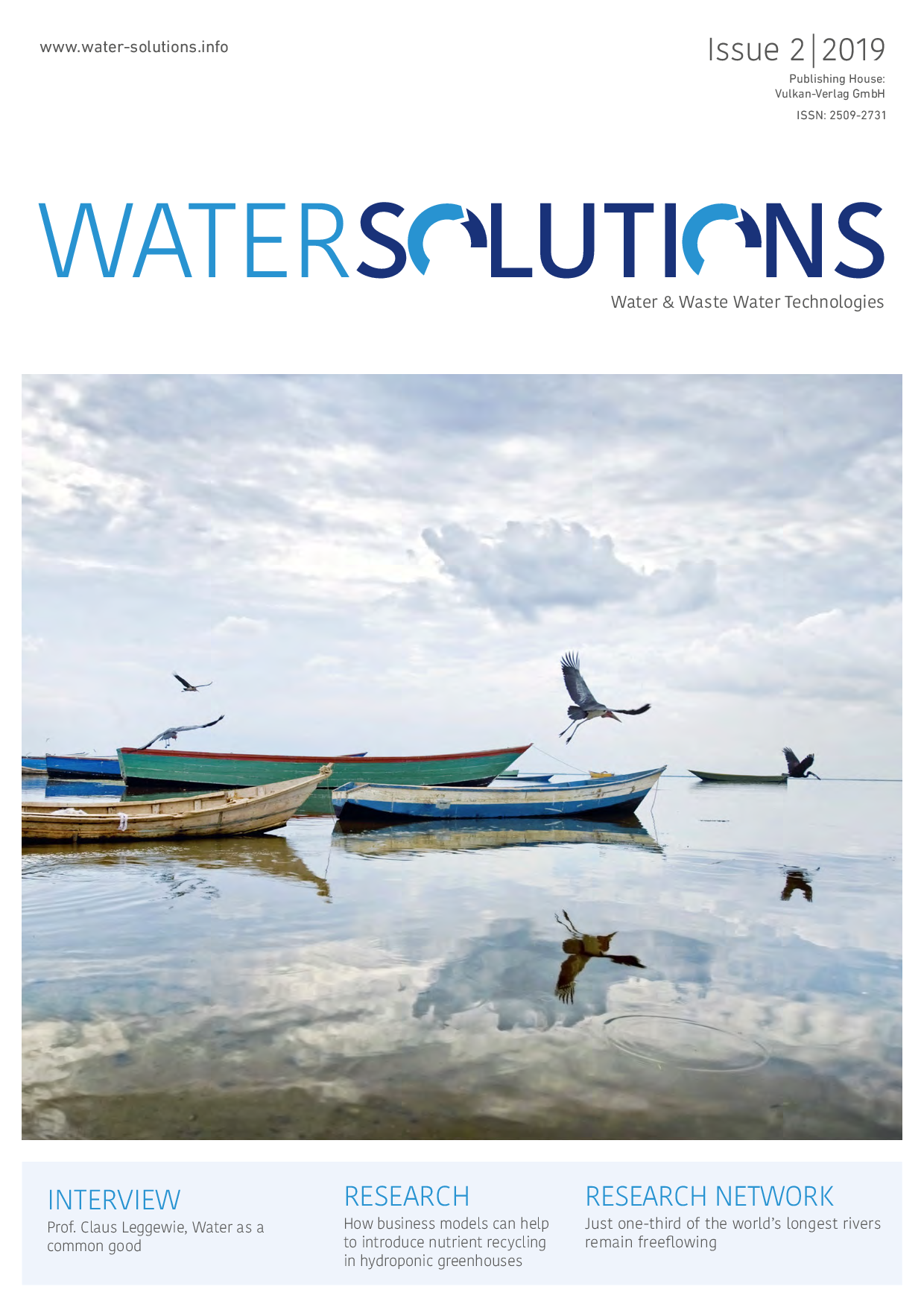 Water Solutions – 02 2019