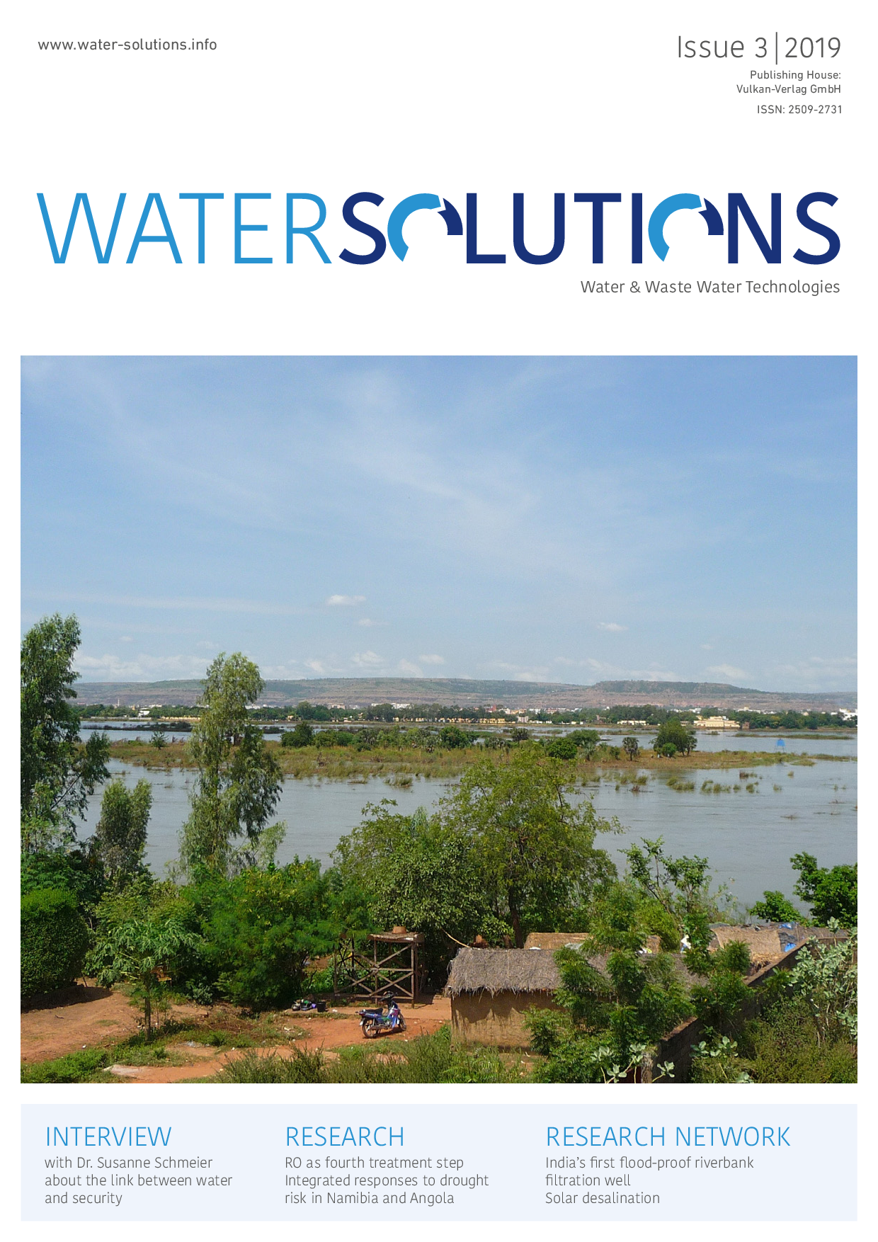 Water Solutions – 03 2019