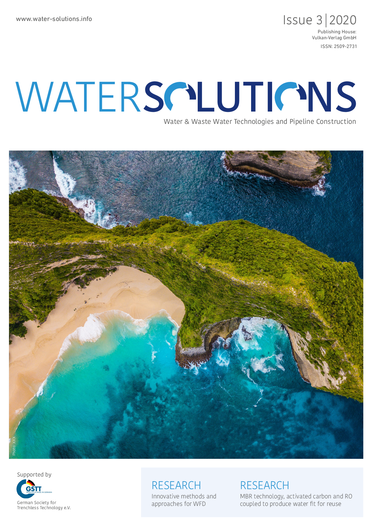 Water Solutions – 03 2020
