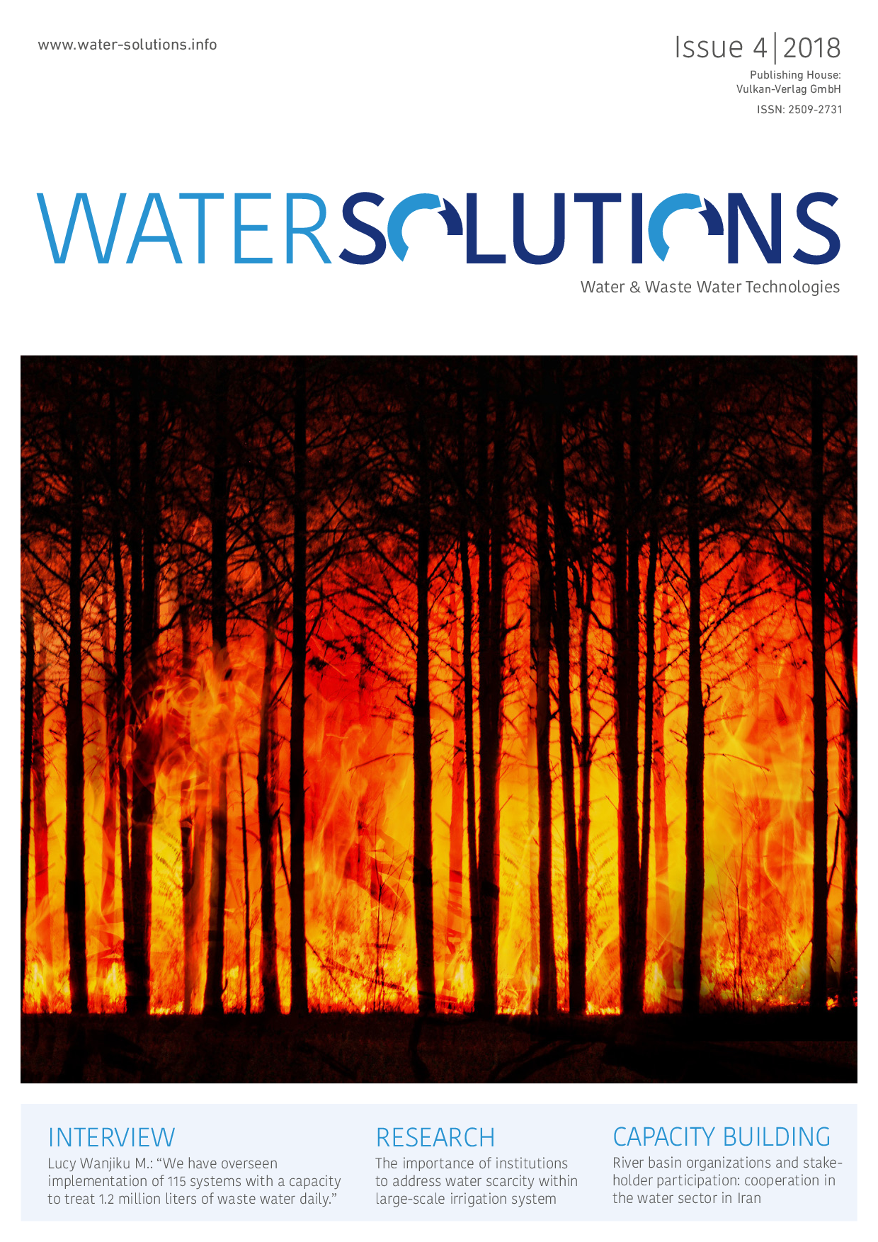 Water Solutions – 04 2018