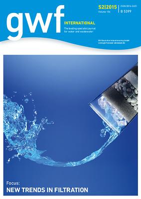 gwf – Wasser|Abwasser – Special 2 2015