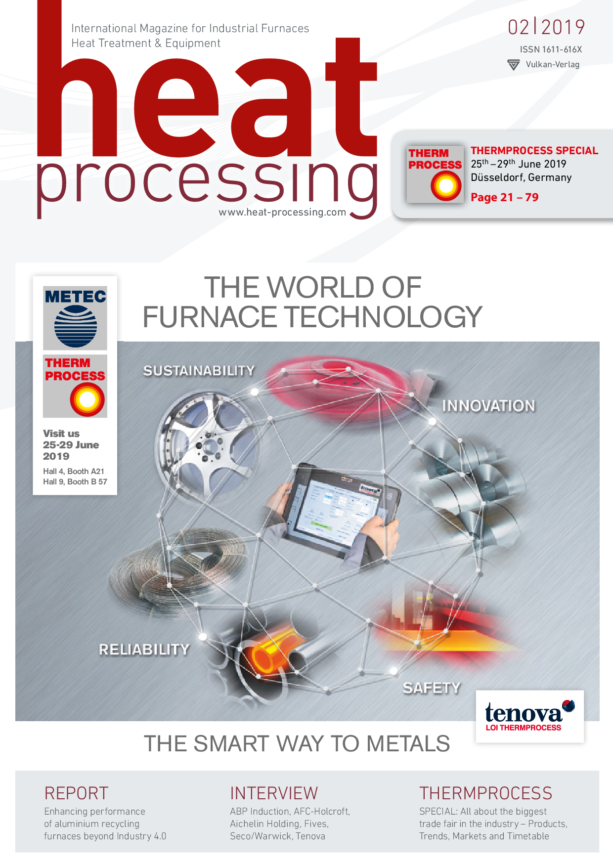 Article: Industrial Furnaces & Processes
