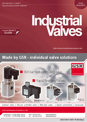 Industrial Valves 2010
