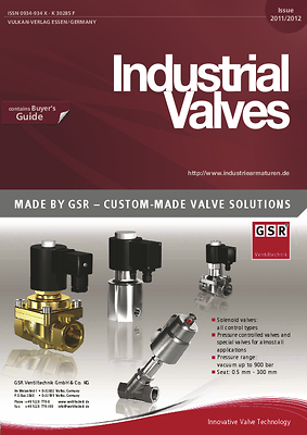Industrial Valves 2011