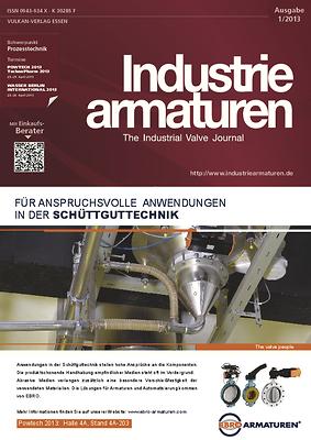 Industriearmaturen – Ausgabe 01 2013