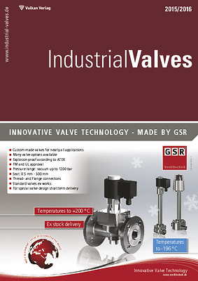 Industrial Valves 2015