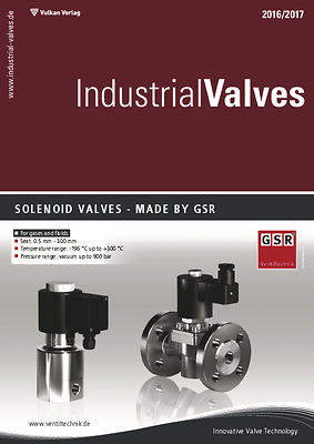 Industrial Valves 2016