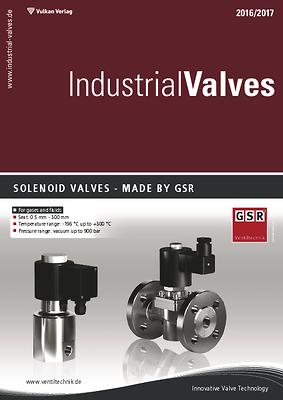 Industrial Valves 2016