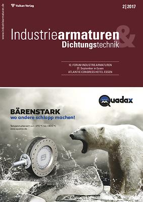 Industriearmaturen – Ausgabe 02 2017
