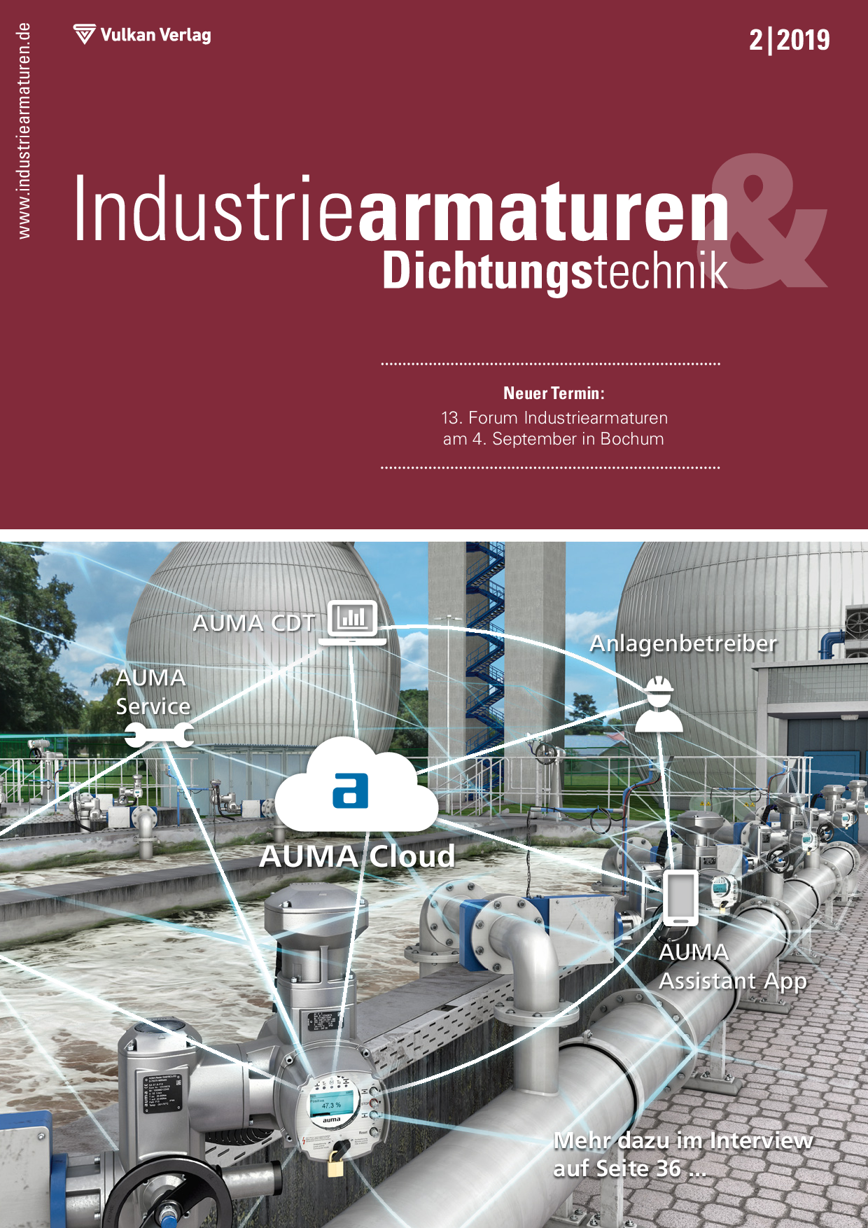 Industriearmaturen – 02 2019