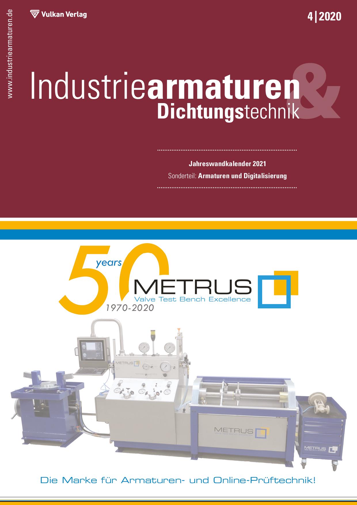 Industriearmaturen – 04 2020