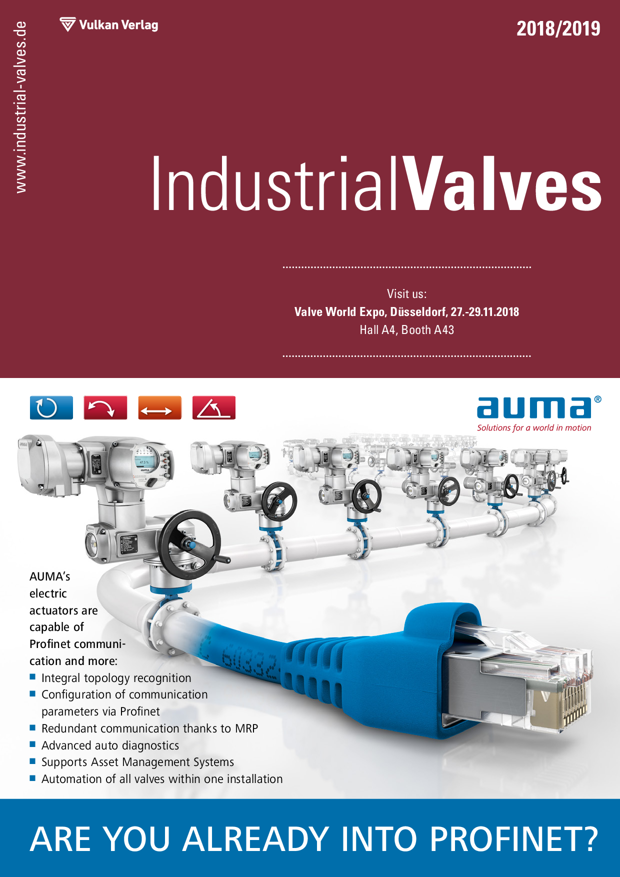Industrial Valves 2018/2019