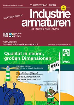 Industriearmaturen – Ausgabe 01 2008
