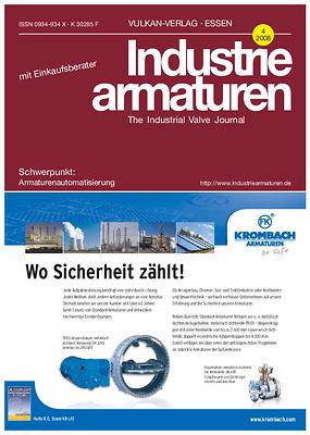 Industriearmaturen – Ausgabe 04 2008