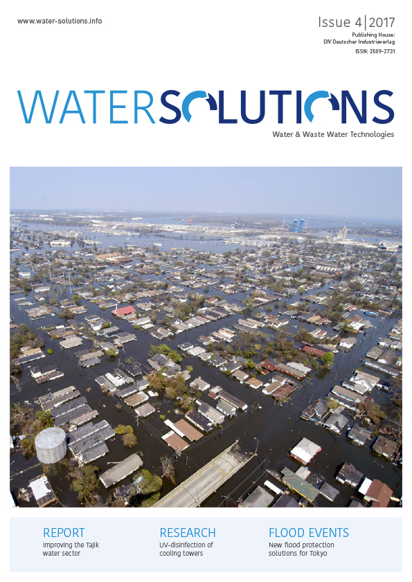 Water Solutions – 04 2017