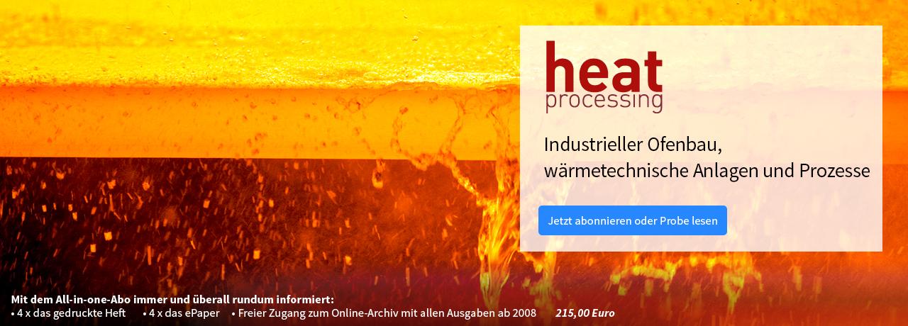 heat processing abonnieren